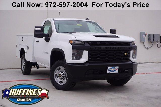 2020 Chevrolet Silverado 2500 Regular Cab 4x2, Knapheide Service Body #20CF0449 - photo 1