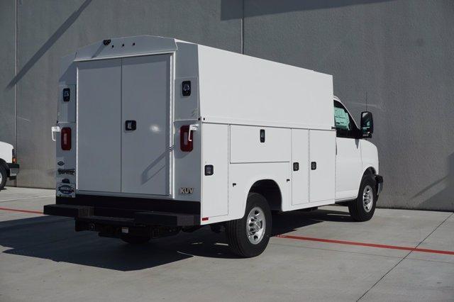 2020 Chevrolet Express 3500 4x2, Knapheide Service Utility Van #20CF0475 - photo 1