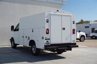 2020 Chevrolet Express 3500 4x2, Knapheide KUV Service Utility Van #20CF0475 - photo 4