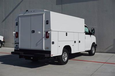 2020 Chevrolet Express 3500 4x2, Knapheide KUV Service Utility Van #20CF0475 - photo 2
