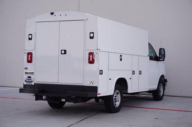 2020 Chevrolet Express 3500 4x2, Knapheide Service Utility Van #20CF0476 - photo 1