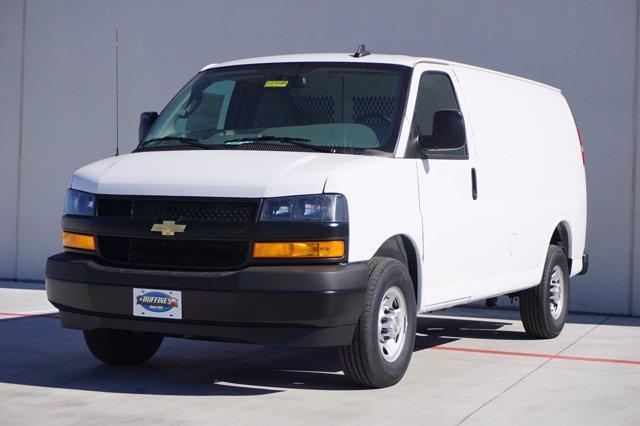 2020 Chevrolet Express 2500 4x2, Weather Guard Upfitted Cargo Van #20CF0487 - photo 3