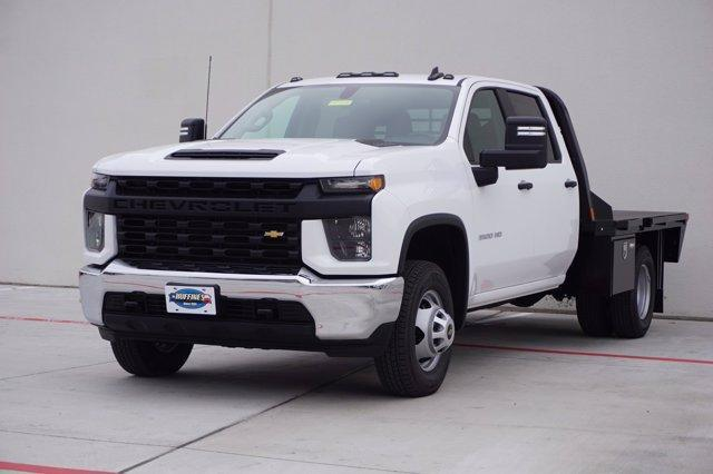 2020 Chevrolet Silverado 3500 Crew Cab DRW 4x2, CM Truck Beds RD Model Platform Body #20CF0493 - photo 3