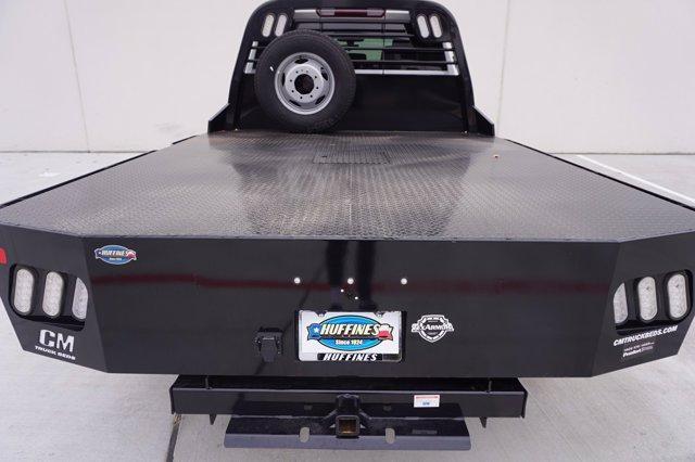 2020 Chevrolet Silverado 3500 Crew Cab DRW 4x2, CM Truck Beds RD Model Platform Body #20CF0493 - photo 22