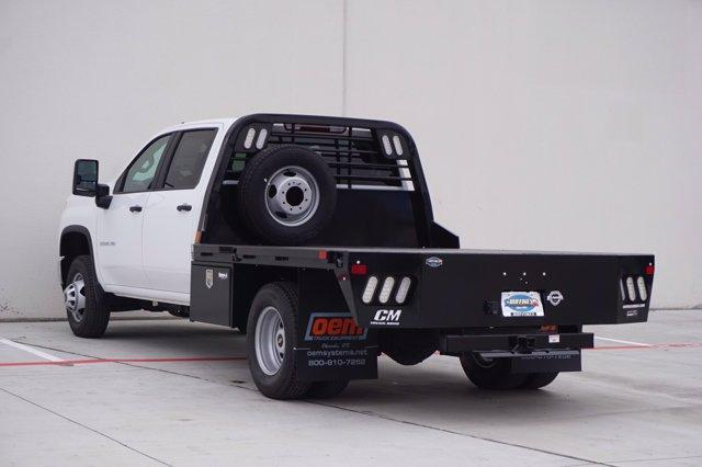 2020 Chevrolet Silverado 3500 Crew Cab DRW 4x2, CM Truck Beds RD Model Platform Body #20CF0493 - photo 4