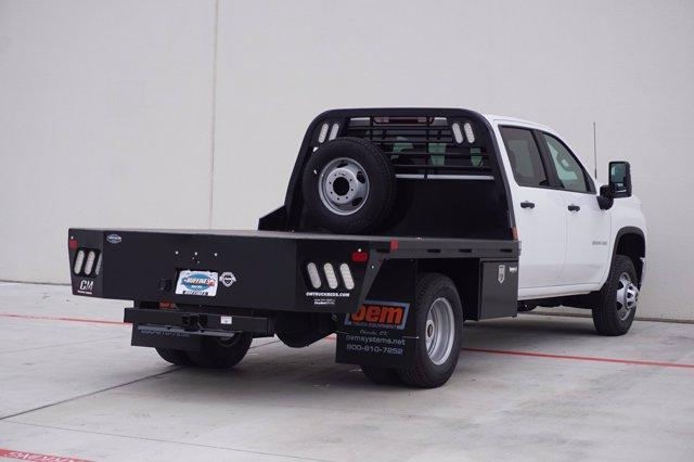 2020 Chevrolet Silverado 3500 Crew Cab DRW 4x2, CM Truck Beds Platform Body #20CF0493 - photo 1