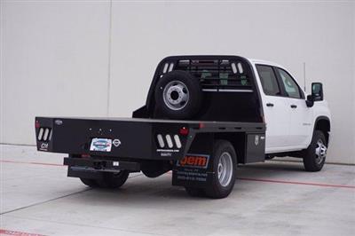 2020 Chevrolet Silverado 3500 Crew Cab DRW 4x2, CM Truck Beds RD Model Platform Body #20CF0493 - photo 2