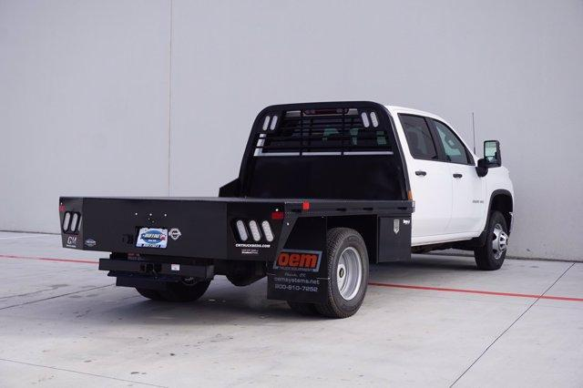 2020 Chevrolet Silverado 3500 Crew Cab DRW 4x4, CM Truck Beds Platform Body #20CF0494 - photo 1
