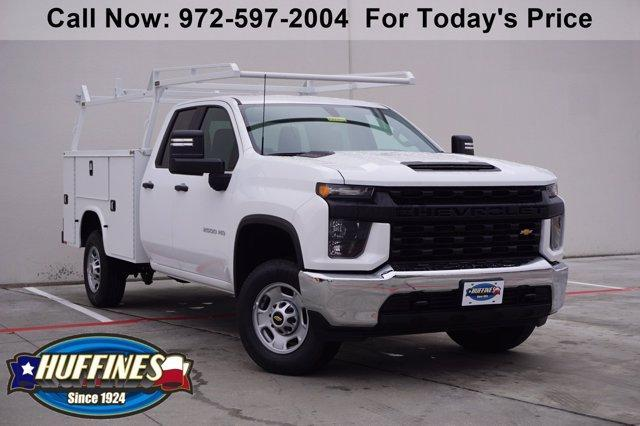 2020 Chevrolet Silverado 2500 Double Cab 4x2, Knapheide Service Body #20CF0496 - photo 1