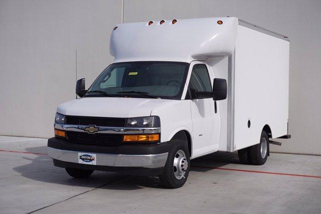 2020 Chevrolet Express 3500 4x2, Supreme Spartan Cargo Cutaway Van #20CF0500 - photo 3