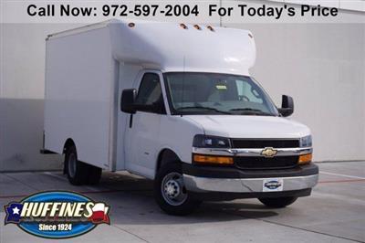 2020 Chevrolet Express 3500 4x2, Supreme Spartan Cargo Cutaway Van #20CF0500 - photo 1