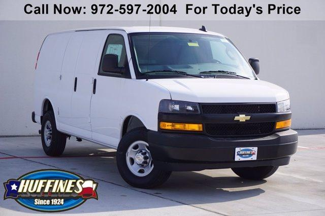 2020 Chevrolet Express 2500 4x2, Sortimo Empty Cargo Van #20CF0501 - photo 1