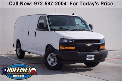 2020 Chevrolet Express 2500 4x2, Weather Guard Upfitted Cargo Van #20CF0502 - photo 1