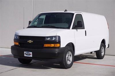 2020 Chevrolet Express 2500 4x2, Weather Guard Upfitted Cargo Van #20CF0502 - photo 3