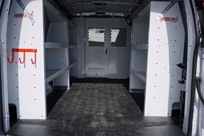 2020 Chevrolet Express 2500 4x2, Weather Guard Upfitted Cargo Van #20CF0502 - photo 2
