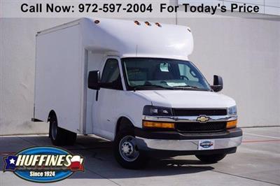 2020 Chevrolet Express 3500 4x2, Supreme Spartan Cargo Cutaway Van #20CF0505 - photo 1