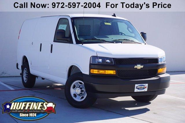 2020 Chevrolet Express 2500 4x2, Weather Guard Upfitted Cargo Van #20CF0506 - photo 1