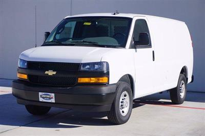 2020 Chevrolet Express 2500 4x2, Weather Guard Upfitted Cargo Van #20CF0506 - photo 3