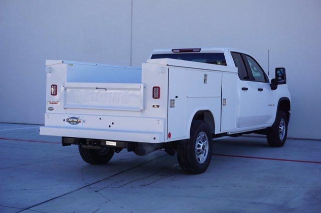 2020 Chevrolet Silverado 2500 Double Cab 4x4, Reading Service Body #20CF0514 - photo 1