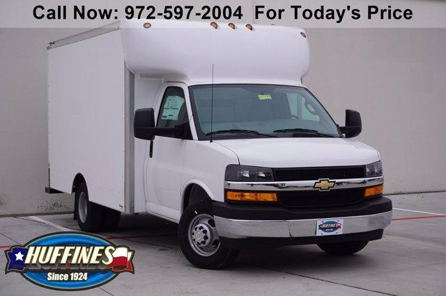 2020 Chevrolet Express 3500 4x2, Supreme Service Utility Van #20CF0516 - photo 1