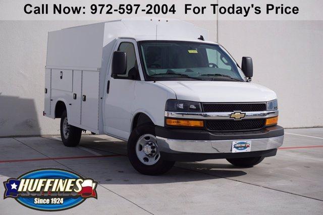 2020 Chevrolet Express 3500 4x2, Knapheide KUV Service Utility Van #20CF0522 - photo 1