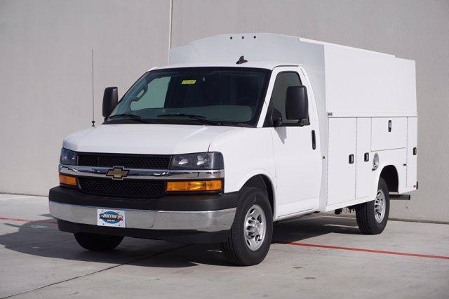 2020 Chevrolet Express 3500 4x2, Knapheide KUV Service Utility Van #20CF0522 - photo 3