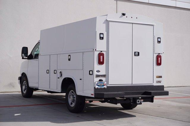 2020 Chevrolet Express 3500 4x2, Knapheide KUV Service Utility Van #20CF0522 - photo 4