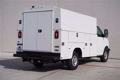 2020 Chevrolet Express 3500 4x2, Knapheide KUV Service Utility Van #20CF0522 - photo 2