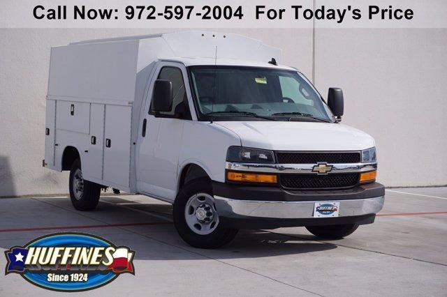 2020 Chevrolet Express 3500 4x2, Knapheide Service Utility Van #20CF0523 - photo 1