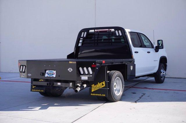 2020 Chevrolet Silverado 3500 Crew Cab 4x4, CM Truck Beds Platform Body #20CF0524 - photo 1