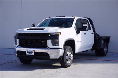 2020 Chevrolet Silverado 3500 Crew Cab 4x4, CM Truck Beds RD Model Platform Body #20CF0524 - photo 3