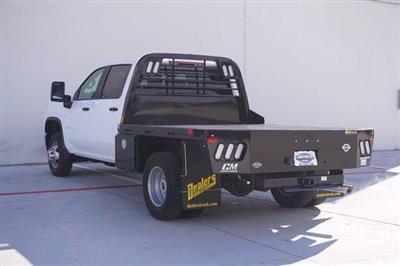 2020 Chevrolet Silverado 3500 Crew Cab 4x4, CM Truck Beds RD Model Platform Body #20CF0524 - photo 4
