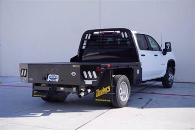 2020 Chevrolet Silverado 3500 Crew Cab 4x4, CM Truck Beds RD Model Platform Body #20CF0524 - photo 2