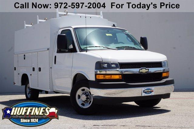 2020 Chevrolet Express 3500 RWD, Knapheide Service Utility Van #20CF6057 - photo 1