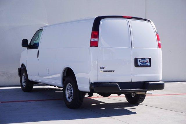2020 Chevrolet Express 2500 4x2, Empty Cargo Van #20CF6202 - photo 4