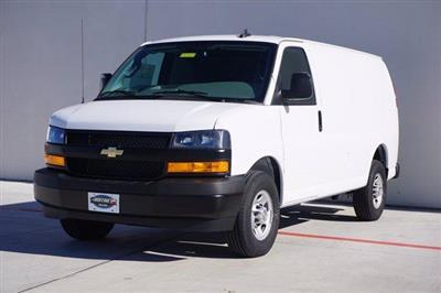 2020 Chevrolet Express 2500 4x2, Empty Cargo Van #20CF6202 - photo 3