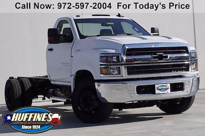 2020 Chevrolet Silverado Medium Duty Regular Cab DRW 4x2, Cab Chassis #20SL0434 - photo 1