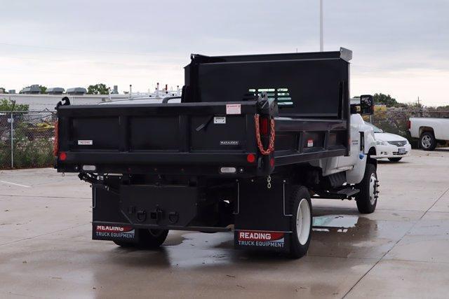 2020 Chevrolet Silverado Medium Duty Regular Cab DRW 4x4, Reading Marauder Dump Body #20SL0473 - photo 4