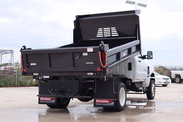 2020 Chevrolet Silverado Medium Duty Regular Cab DRW 4x4, Reading Marauder Dump Body #20SL0473 - photo 2