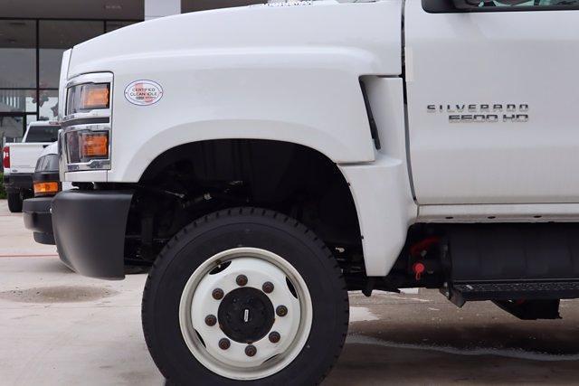 2020 Chevrolet Silverado Medium Duty Regular Cab DRW 4x4, Reading Marauder Dump Body #20SL0473 - photo 7
