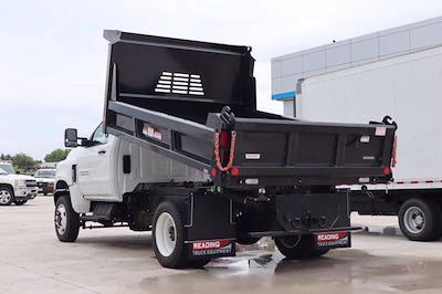 2020 Chevrolet Silverado Medium Duty Regular Cab DRW 4x4, Reading Marauder Dump Body #20SL0473 - photo 6