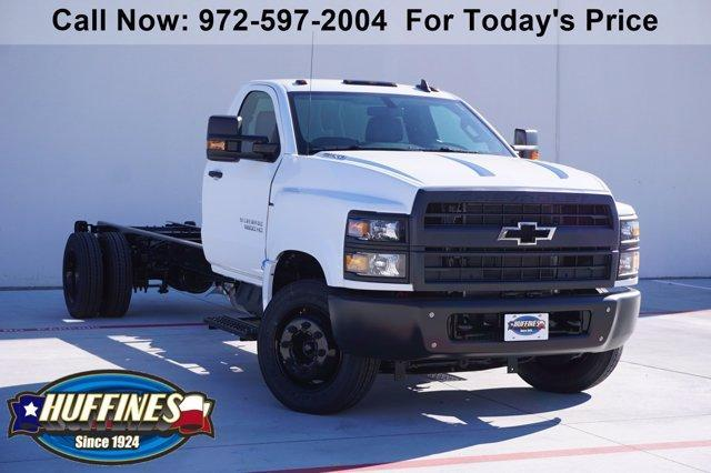 2020 Chevrolet Silverado Medium Duty Regular Cab DRW 4x2, Cab Chassis #20SL0498 - photo 1