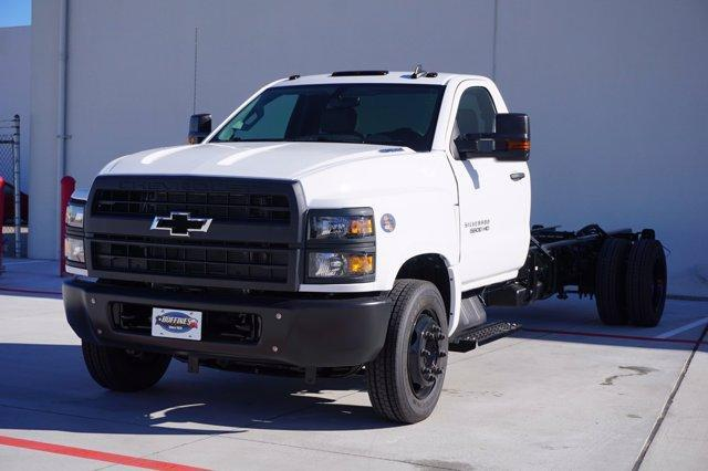 2020 Chevrolet Silverado Medium Duty Regular Cab DRW 4x2, Cab Chassis #20SL0498 - photo 3