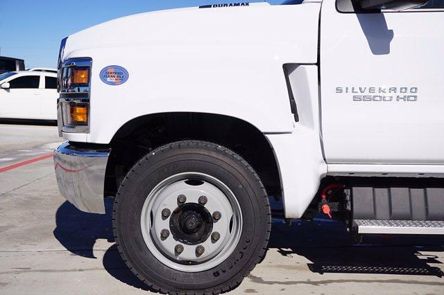 2020 Chevrolet Silverado Medium Duty Regular Cab DRW 4x2, Platform Body #20SL0526 - photo 5