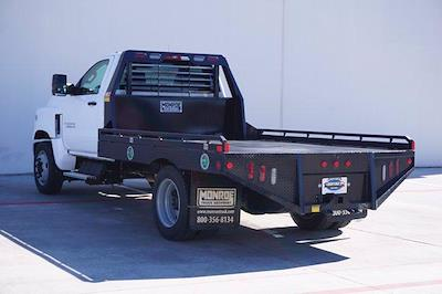 2020 Chevrolet Silverado Medium Duty Regular Cab DRW 4x2, Platform Body #20SL0526 - photo 4