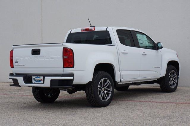 2021 Chevrolet Colorado Crew Cab RWD, Pickup #21CF0014 - photo 2