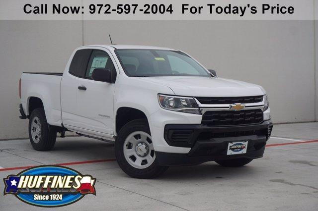 2021 Chevrolet Colorado Extended Cab 4x2, Pickup #21CF0046 - photo 1