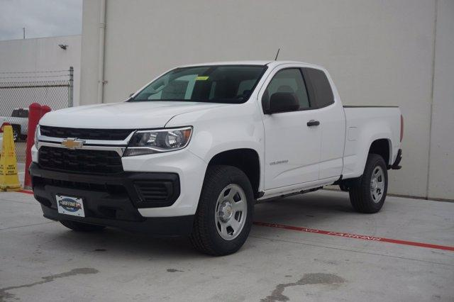 2021 Chevrolet Colorado Extended Cab 4x2, Pickup #21CF0046 - photo 3