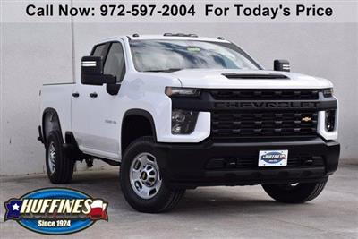 2021 Chevrolet Silverado 2500 Double Cab RWD, Pickup #21CF0109 - photo 1