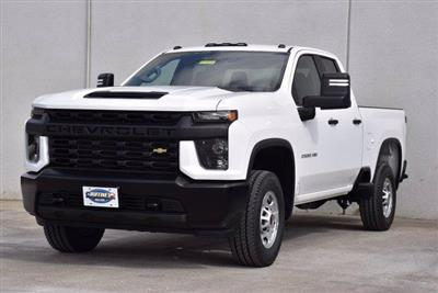 2021 Chevrolet Silverado 2500 Double Cab RWD, Pickup #21CF0109 - photo 3